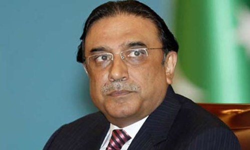 Zardari calls for  preventing misuse of 'religion-based' laws