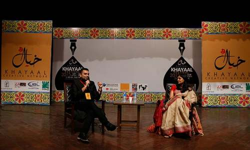 Lahori-nspiration:  Nandita Das is all praise for the Khayaal Festival