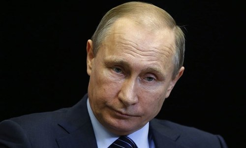 Turkey shot down Russian warplane to protect IS oil trade: Putin