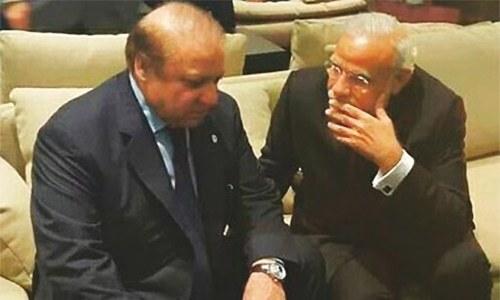 Sharif meets Modi: 'exchange of courtesies' or 'good talks'?