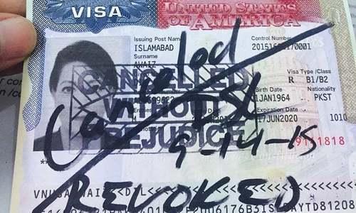 Man held for printing fake visas