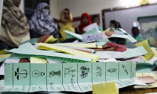 Unofficial results: PML-N bags lead in Islamabad LG polls, PTI comes in second