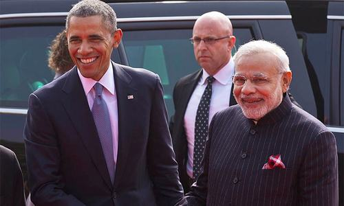 US, India agree growth, climate protection must go hand in hand