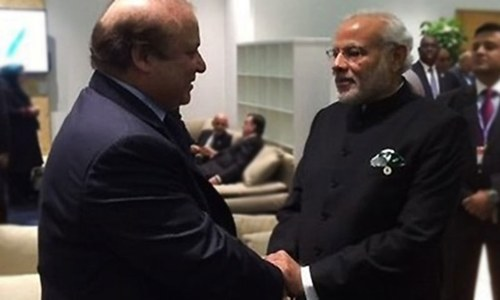 Exposed! What Nawaz and Modi really talked about in Paris