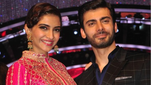 Fawad rings in his 34th with best bud Sonam Kapoor!