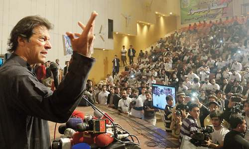 Imran doubts govt's ability to complete term