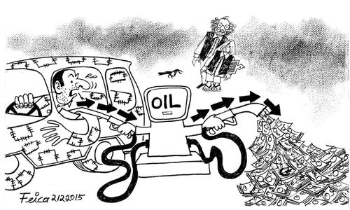 Cartoon: 2 December, 2015