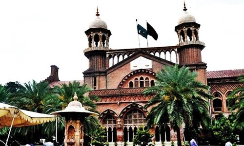 Women denied franchise: LHC restrains ECP from notifying results