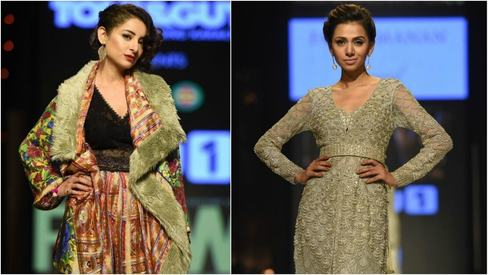 FPW trend spotting: Velvet is hot and the shalwar makes a comeback to the ramp