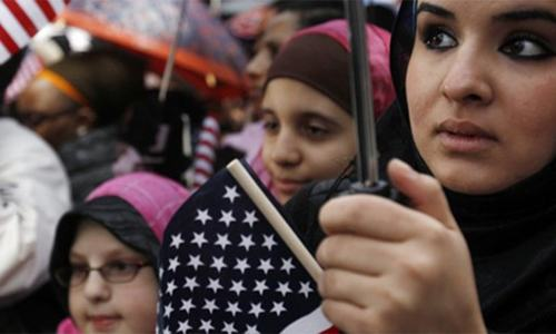 US Muslims increasingly facing hate crimes