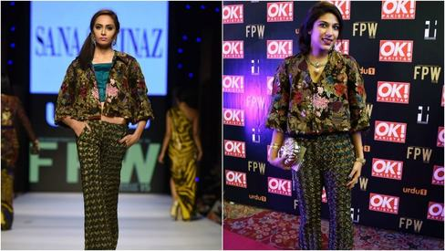 From ramp to red carpet: here's what fashionistas wore hot off the runway at FPW