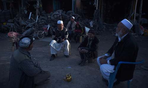 Hazaras travel 'Death Road' through Afghanistan