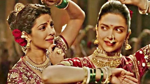 Priyanka-Deepika's 'Pinga' song slammed as vulgar by Bajirao, Mastani descendants