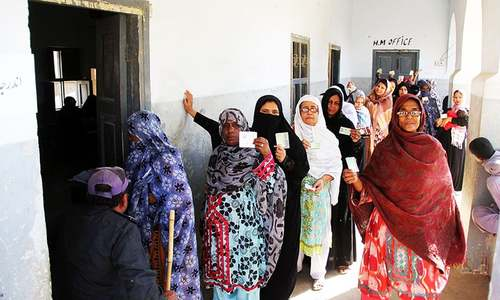 Polling ends for third phase of LG elections in Karachi, Punjab