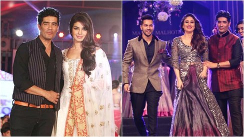 Bollywood celebrates as Manish Malhotra turns 50
