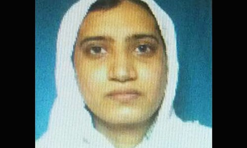 California shooting: Female assailant became hardline in S. Arabia, say relatives