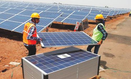 $3bn invested in renewable energy sector in one year: official