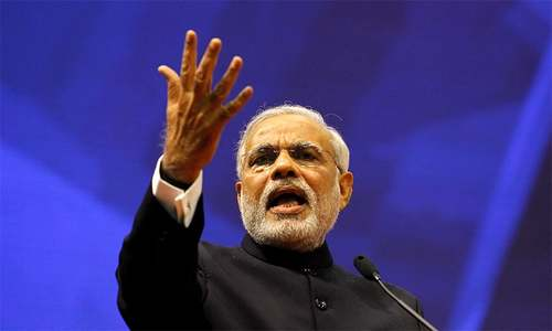 In India, Modi mocked and state leader heckled after floods