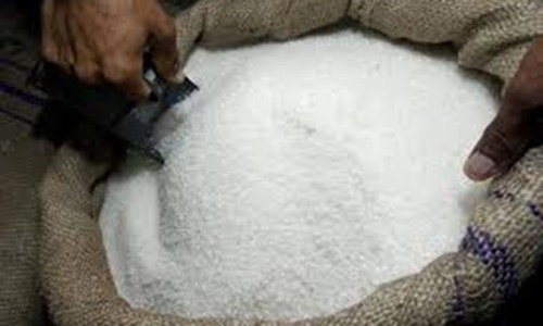 Govt gives sugar industry Rs7bn export subsidy instead of benefiting consumers