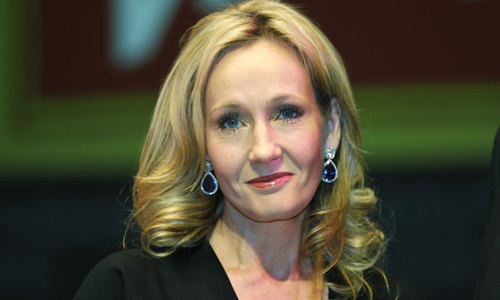 Trump worse than Voldemort, says J.K. Rowling