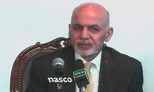 Ghani thunders, Swaraj diplomatic at 'Heart of Asia' conference in capital