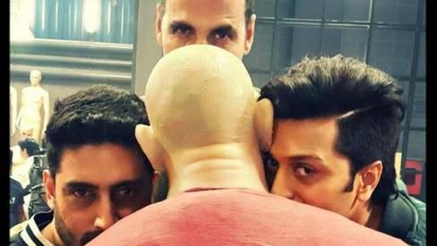 Deepika trolled? Akshay, Abhishek and Riteish spoof her Vin Diesel selfie