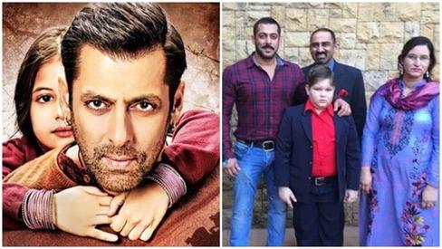 Sweet! Salman Khan meets his 11-year-old Pakistani fan