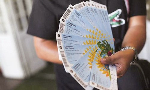 Documents show PFF sold 2014 World Cup tickets at inflated prices