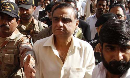 Dr Asim Hussain remanded to NAB custody for seven days