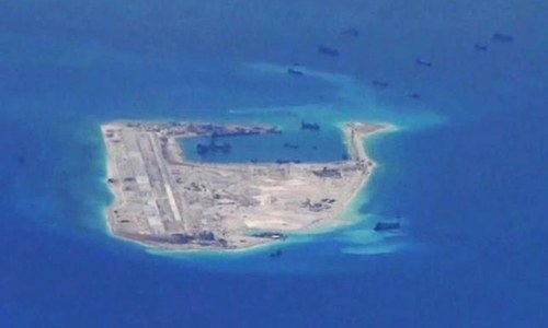 China navy carries out more drills in disputed South China Sea