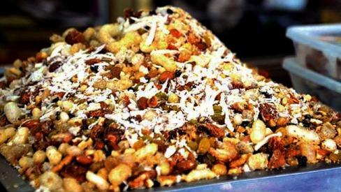 Panjeeri — the Punjabi winter treat