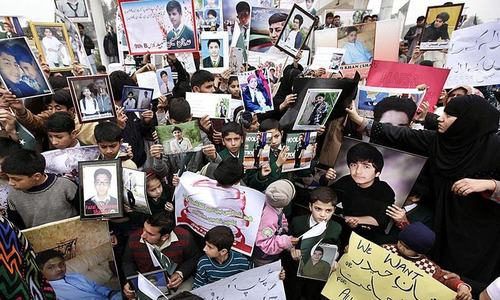 PPP, MQM decry delay in justice to APS victim families