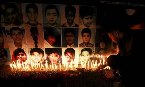 APS: One year after
