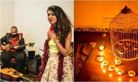 Natasha Humera Ejaz's album launch proves art and music are a power couple