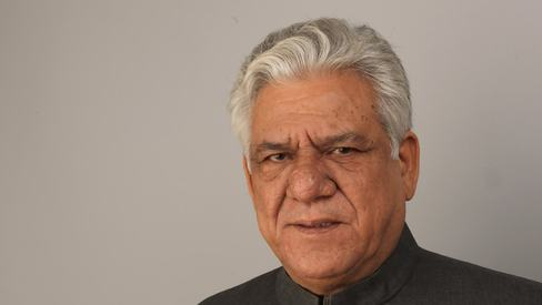 "Om Puri in Pakistan — ""Indian majority holds no grudge against Pakistanis''"