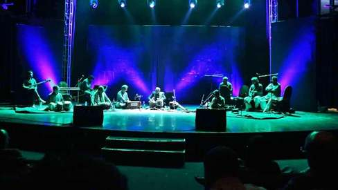 At its album launch, Tarz Group brought the essence of South Asia to life