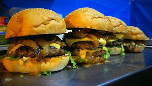 Weekend Grub: Lahore's Ministry of Burgers promises buns with a difference