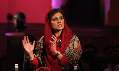 US govts prefer to deal with military regimes in Pakistan: Hina Rabbani Khar