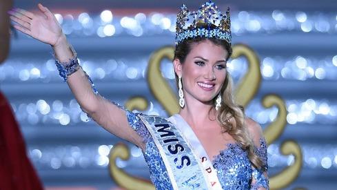 Spain's Mireia Lalaguna Royo wins Miss World title