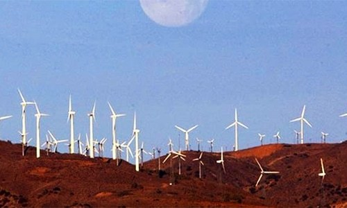 22 wind power projects in pipeline