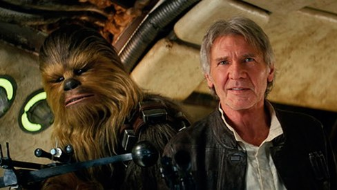 'Star Wars' sets N. America opening weekend record with $238M
