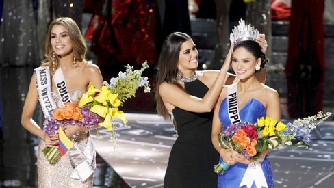Pageants have bloopers too: Host announces wrong winner of Miss Universe 2015