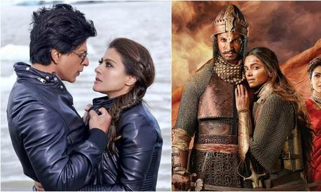 Dilwale and Bajirao Mastani face-off: who's the champ, according to Twitter?