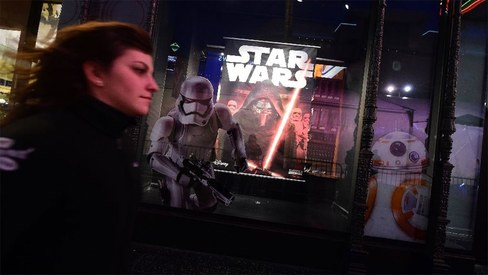 Return of the cinema: 'Star Wars' a major coup for theatres