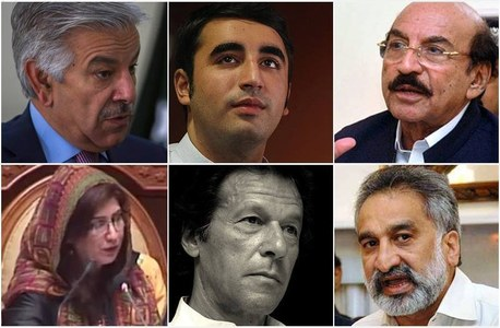 7 truly bizarre and shocking 2015 moments in Pakistani politics