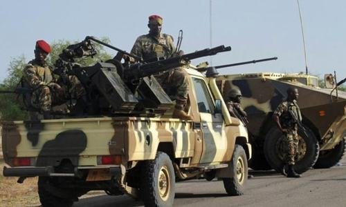 Cameroon troops chase insurgents, kill 70 civilians, says Nigerians