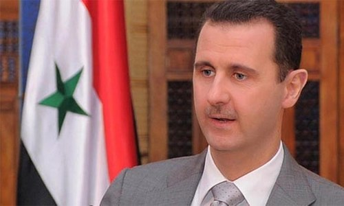 Syrian crisis: Pakistan against any attempt to topple Bashar al-Assad