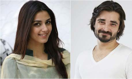 I was nervous to look Hamza in the eye, says Maya Ali