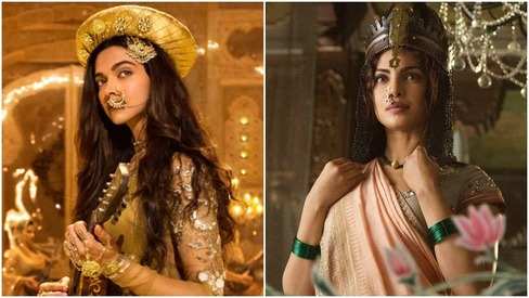 Review: In Bajirao Mastani, Priyanka Chopra outshines Deepika Padukone