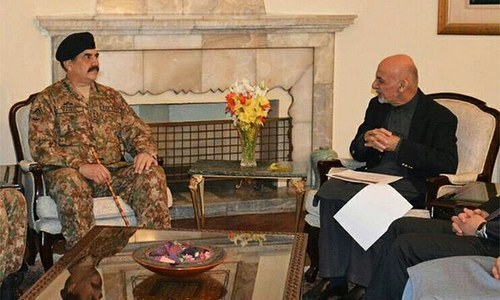 Pakistan, Afghanistan agree on resumption of peace process